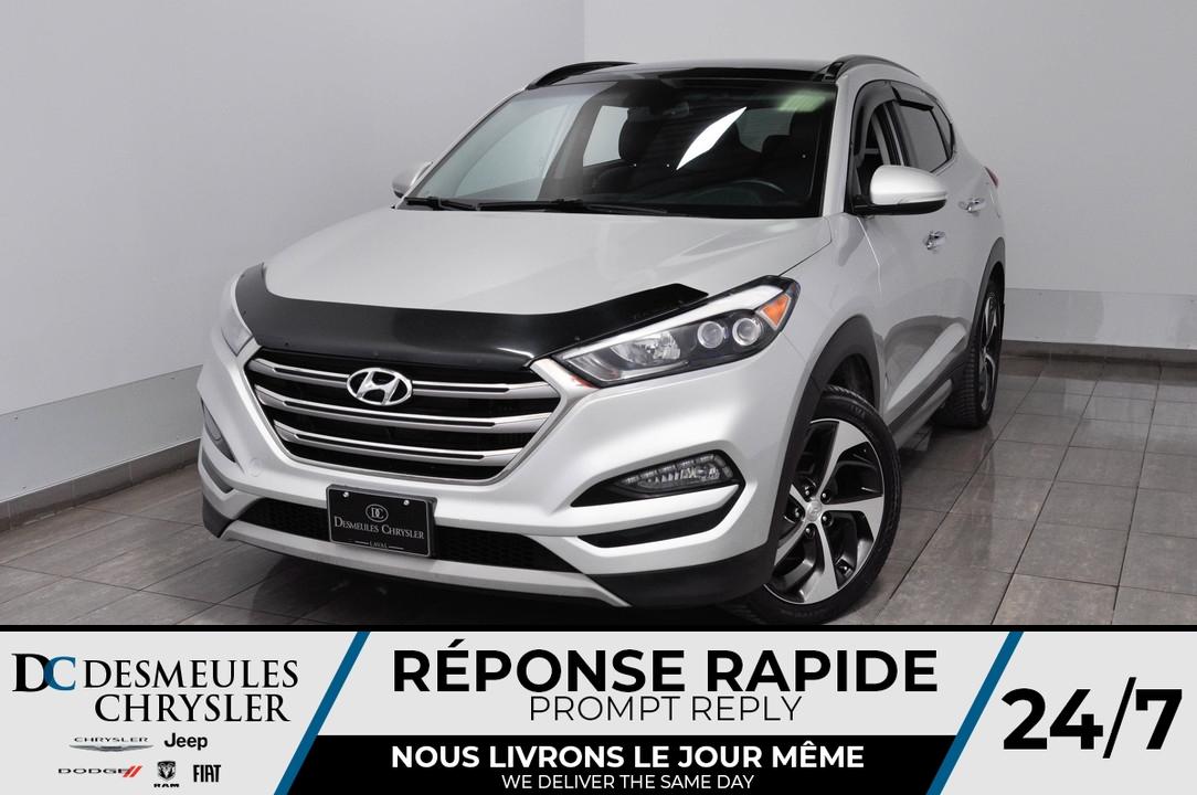 2017 Hyundai Tucson  - Blainville Chrysler