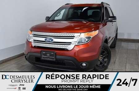 2014 Ford Explorer XLT * NAV * Sièges Chauff * 119$/Semaine for Sale  - DC-M1434  - Blainville Chrysler