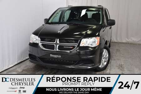 2018 Dodge Grand Caravan SE for Sale  - DC-81123  - Desmeules Chrysler