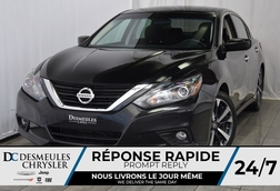 2016 Nissan Altima SR * 2.5L * Cam. Rec. * Bout. Start * Bancs Chauff  - DC-A1009  - Desmeules Chrysler