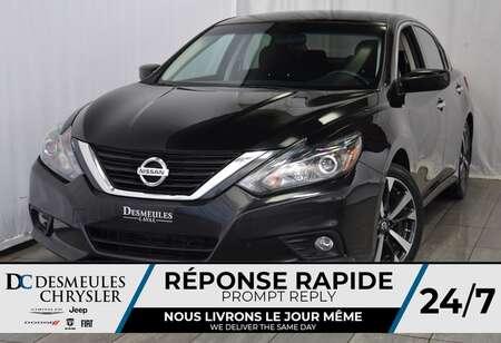 2016 Nissan Altima SR * 2.5L * Cam. Rec. * Bout. Start * Bancs Chauff for Sale  - DC-A1009  - Blainville Chrysler