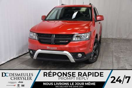 2018 Dodge Journey Crossroad AWD 104.16$/sem for Sale  - DC-81243  - Blainville Chrysler