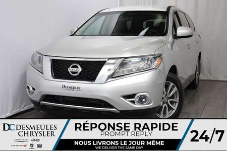 2014 Nissan Pathfinder S * Tow Mode * 7 Places * Bouton Start for Sale  - DC-A1005  - Blainville Chrysler
