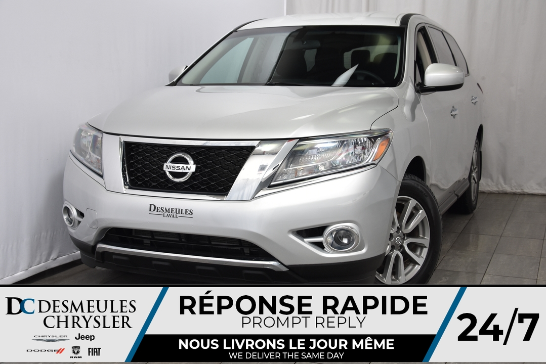 2014 Nissan Pathfinder  - Blainville Chrysler