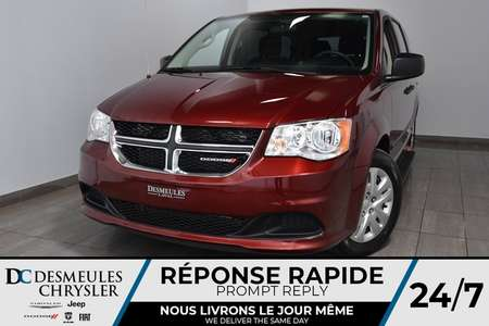 2017 Dodge Grand Caravan SXT * Climat Multi Zone * Mode Econ * 77$/Semaine for Sale  - DC-M1439  - Desmeules Chrysler