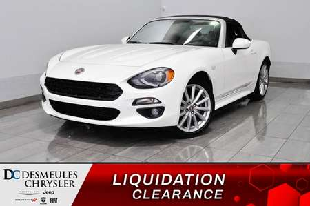 2019 Fiat 124 Spider Lusso + TURBO + BANCS CHAUFF + *117$/SEM for Sale  - DC-90719  - Blainville Chrysler