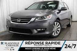 2014 Honda Accord Sedan EX-L + CVT + MAGS + TOIT + CUIR + CAM RECUL  - BC-80396B  - Blainville Chrysler