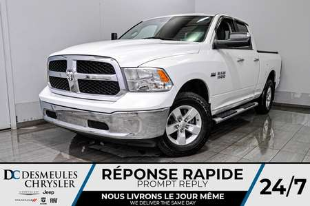 2016 Ram 1500 SLT + a/c + bluetooth for Sale  - DC-D1874  - Desmeules Chrysler