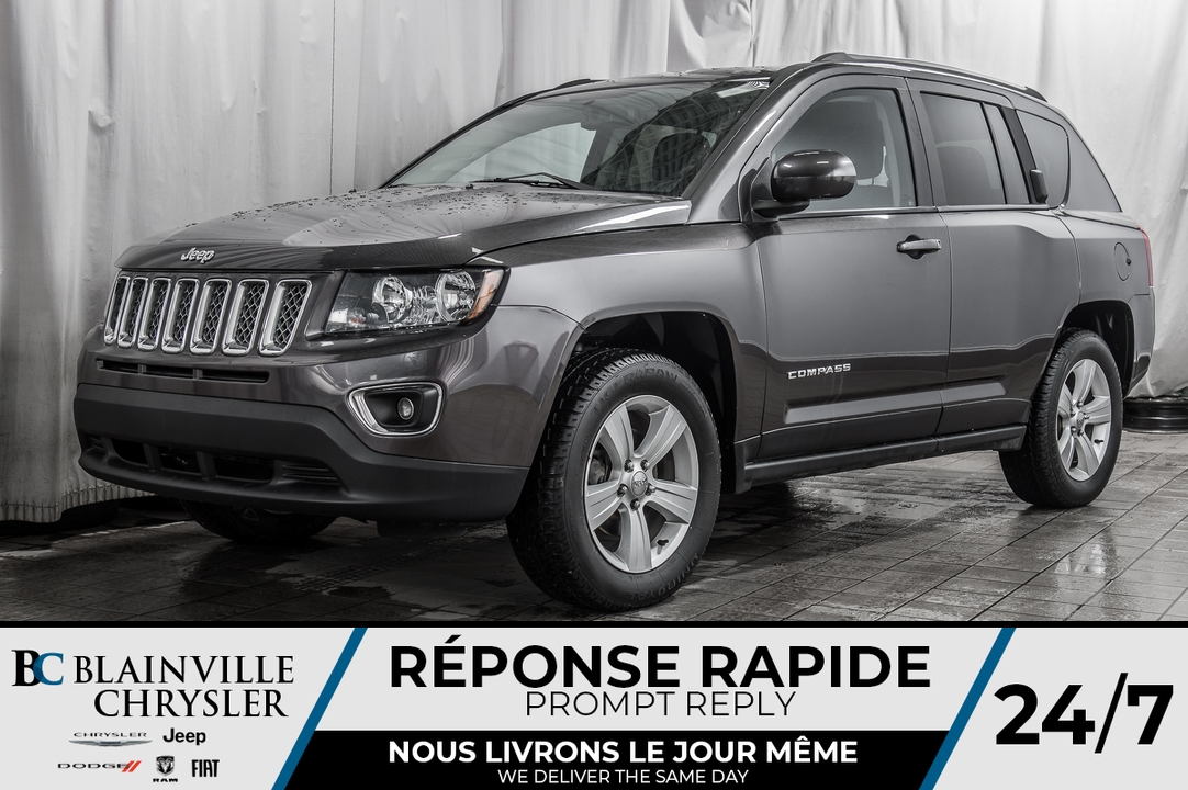 2016 Jeep Compass  - Blainville Chrysler