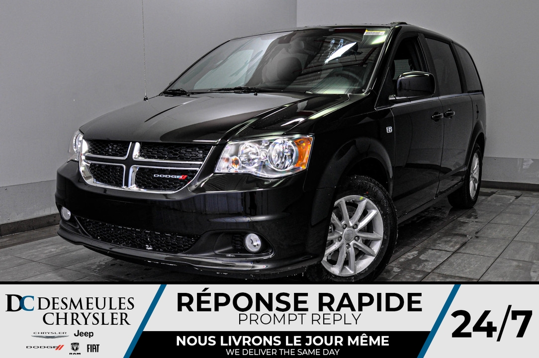 2019 Dodge Grand Caravan  - Desmeules Chrysler