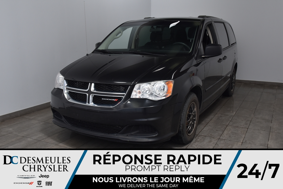 2013 Dodge Grand Caravan  - Desmeules Chrysler