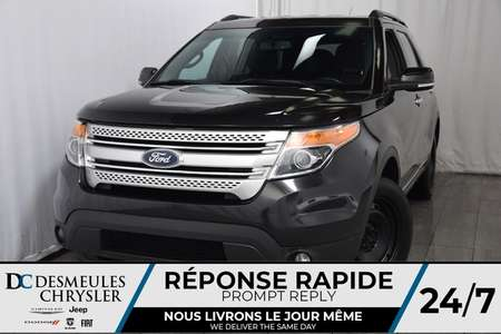 2015 Ford Explorer XLT  * Cam. Rec. * 7 Places for Sale  - DC-A1015  - Blainville Chrysler