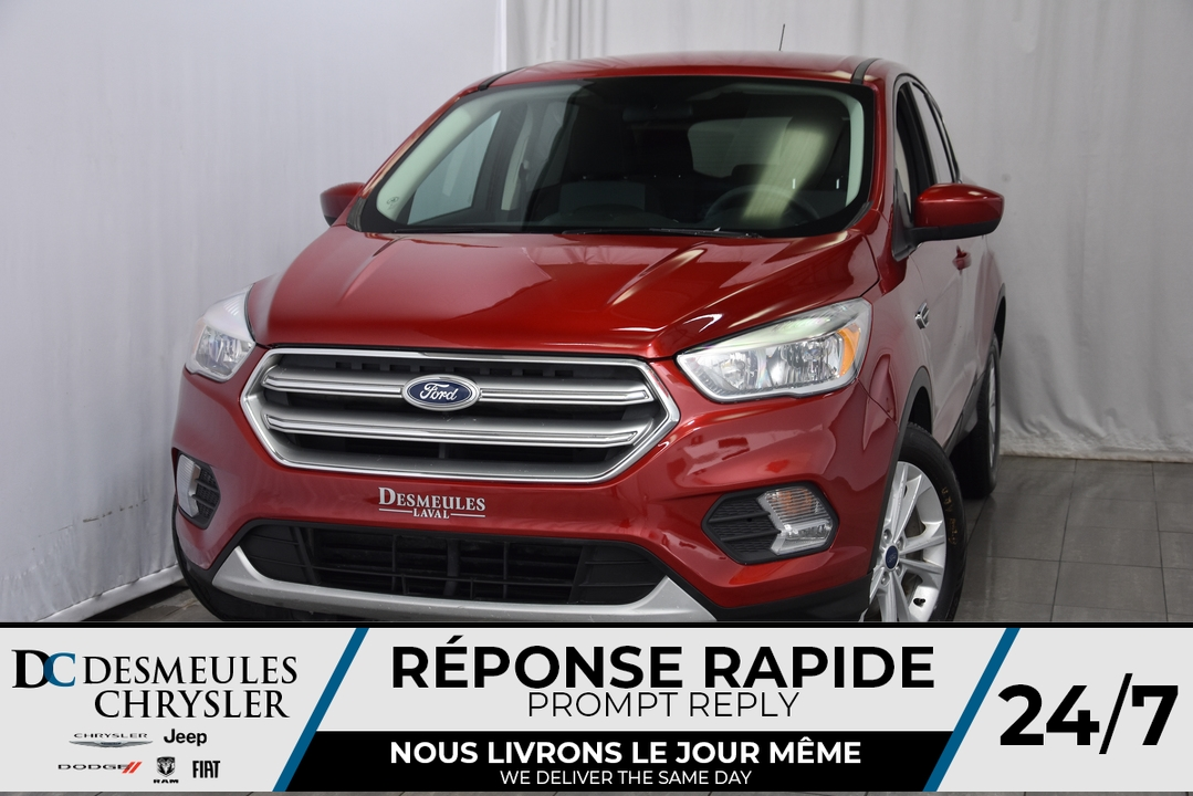 2017 Ford Escape  - Desmeules Chrysler