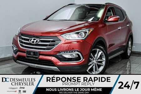 2018 Hyundai Santa Fe Sport 2.0T SE + toit ouv + bancs chauff + bluetooth for Sale  - DC-D1855  - Blainville Chrysler