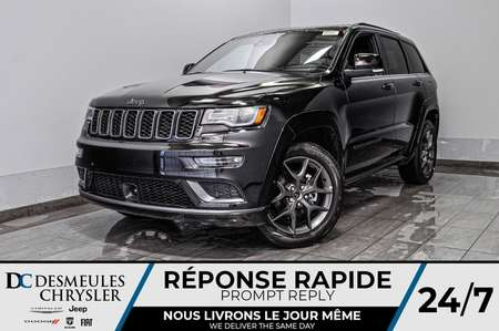 2020 Jeep Grand Cherokee Limited X + TOIT OUV + BANCS CHAUFF *154$/SEM for Sale  - DC-20326  - Blainville Chrysler