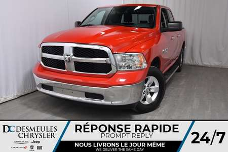 2015 Ram 1500 SLT * Quad Cab * 6.4 Ft Box * Hitch Remorque for Sale  - DC-M1137  - Desmeules Chrysler