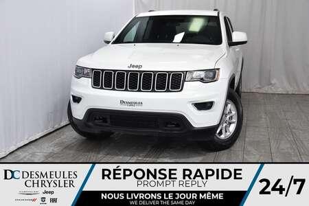 2018 Jeep Grand Cherokee Laredo*4X4*SIÈGES*VOL.CHAUFFANT*DÉMARREUR*117$/SEM for Sale  - DC-80379  - Desmeules Chrysler