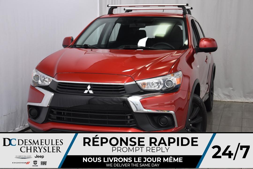 2016 Mitsubishi RVR  - Desmeules Chrysler