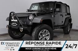 2015 Jeep Wrangler RUBICON BEAUCOUP $$D'EXTRA$$ * NAV * 150$/Sem  - DC-A1604  - Blainville Chrysler