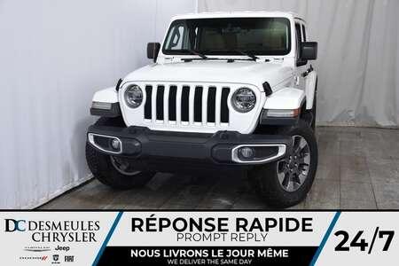 2018 Jeep Wrangler Unlimited Sahara 138.02$/sem for Sale  - DC-81101  - Desmeules Chrysler