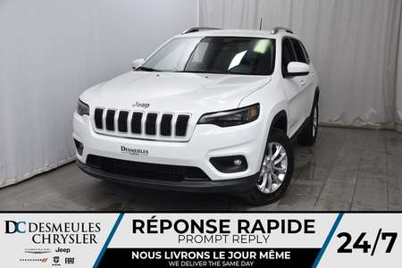 2019 Jeep Cherokee North + BANCS CHAUFF + BLUETOOTH *108$/SEM for Sale  - DC-90037  - Blainville Chrysler