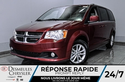 2019 Dodge Grand Caravan SXT Prenium Plus + DVD + UCONNECT *91$/SEM  - DC-91214  - Desmeules Chrysler