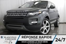 2015 Land Rover Range Rover Evoque PRESTIGE + AWD + MAGS + BLUETOOTH + CAM RECUL  - BC-P1335  - Blainville Chrysler