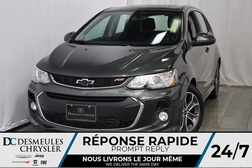 2018 Chevrolet Sonic LT * Bout. Start * Cam. Rec. * Toit Ouvr. * 5Porte  - DC-A1013  - Desmeules Chrysler