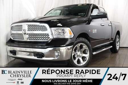 2014 Ram 1500 117$SEM+Laramie+CUIR+GPS++TOIT OUVRANT+ECODIESEL for Sale  - BC-P1144  - Desmeules Chrysler