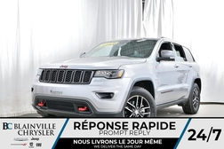 2018 Jeep Grand Cherokee Trailhawk  - 80025  - Desmeules Chrysler