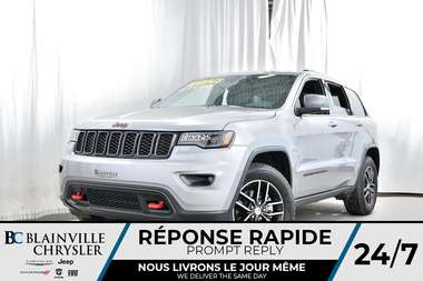2018 Jeep Grand Cherokee Trai