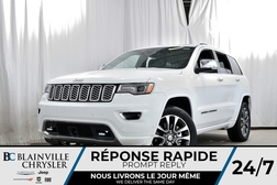 2018 Jeep Grand Cherokee Overland  - 80205  - Blainville Chrysler