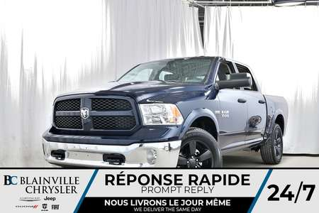 2018 Ram 1500 Crew Cab for Sale  - 80215  - Desmeules Chrysler