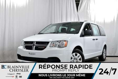 2019 Dodge Grand Caravan Canada Value Package for Sale  - 90081  - Desmeules Chrysler