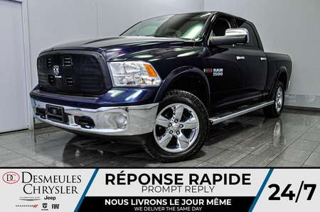 2015 Ram 1500 + bluetooth + a/c + cam recul for Sale  - DC-D1939  - Blainville Chrysler