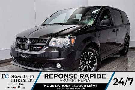2018 Dodge Grand Caravan GT *MODE ECO *CAM RECUL*CUIR *A/C for Sale  - DC-D1628  - Blainville Chrysler