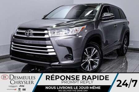 2018 Toyota Highlander LE + a/c + bluetooth + cam recul for Sale  - DC-D1857  - Desmeules Chrysler