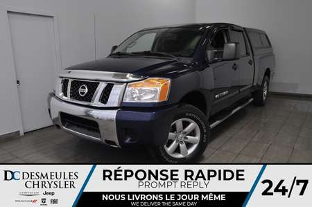 2012 Nissan Titan SV *A/C *Traction variable for Sale  - DC-A1600  - Blainville Chrysler