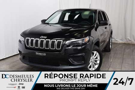2019 Jeep Cherokee Sport for Sale  - DC-90046  - Desmeules Chrysler