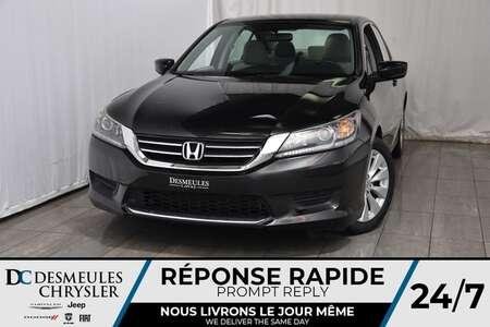 2015 Honda Accord Sedan LX * Cam Rec * Sièges Chauffants * Mode ECON for Sale  - DC-A1097  - Desmeules Chrysler