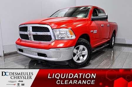 2017 Ram 1500 SLT + uconnect + a/c + cam recul for Sale  - DC-D1870  - Desmeules Chrysler