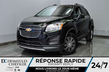 2016 Chevrolet Trax LT + a/c + bluetooth for Sale  - DC-D1923  - Desmeules Chrysler