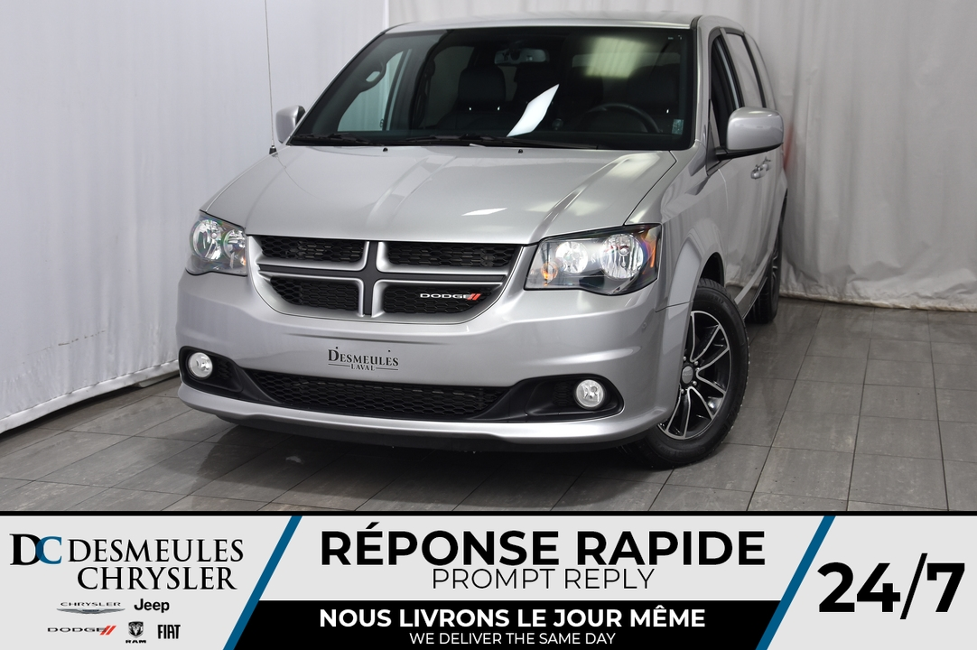 2018 Dodge Grand Caravan  - Desmeules Chrysler