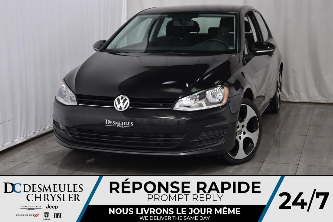 2015 Volkswagen Golf  - Blainville Chrysler