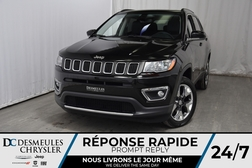 2018 Jeep Compass Limited  - DC-81211  - Desmeules Chrysler