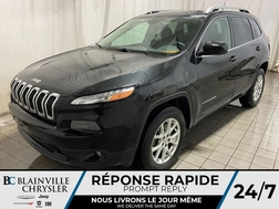 2015 Jeep Cherokee NORTH * 4X4 * BANCS CHAUFF  * VOLANT CHAUFF *  - BC-20161A  - Blainville Chrysler