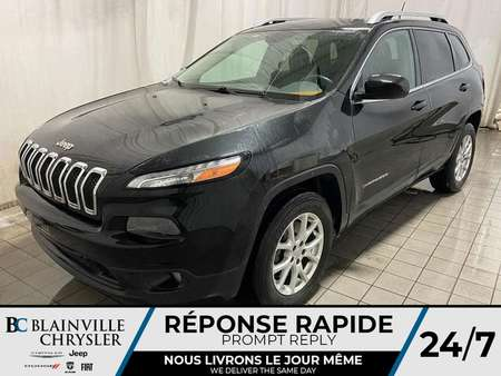 2015 Jeep Cherokee NORTH * 4X4 * BANCS CHAUFF  * VOLANT CHAUFF * for Sale  - BC-20161A  - Blainville Chrysler