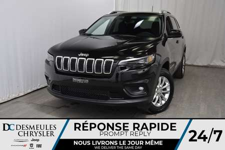 2019 Jeep Cherokee North + BANCS CHAUFF + BLUETOOTH *108$/SEM for Sale  - DC-90052  - Desmeules Chrysler