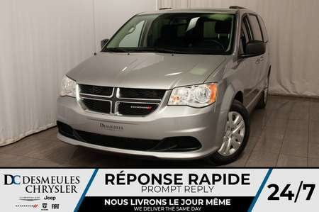 2016 Dodge Grand Caravan SE * Stow N Go * Mode Econ for Sale  - DC-81303A  - Desmeules Chrysler