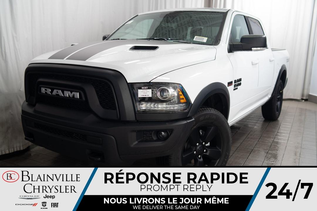 2019 Ram 1500 Classic  - Blainville Chrysler